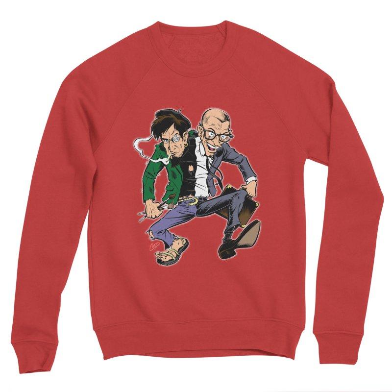 MAD MEN Men's Sponge Fleece Sweatshirt by artofcoop's Artist Shop