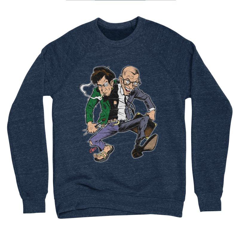 MAD MEN Men's Sponge Fleece Sweatshirt by The Art of Coop