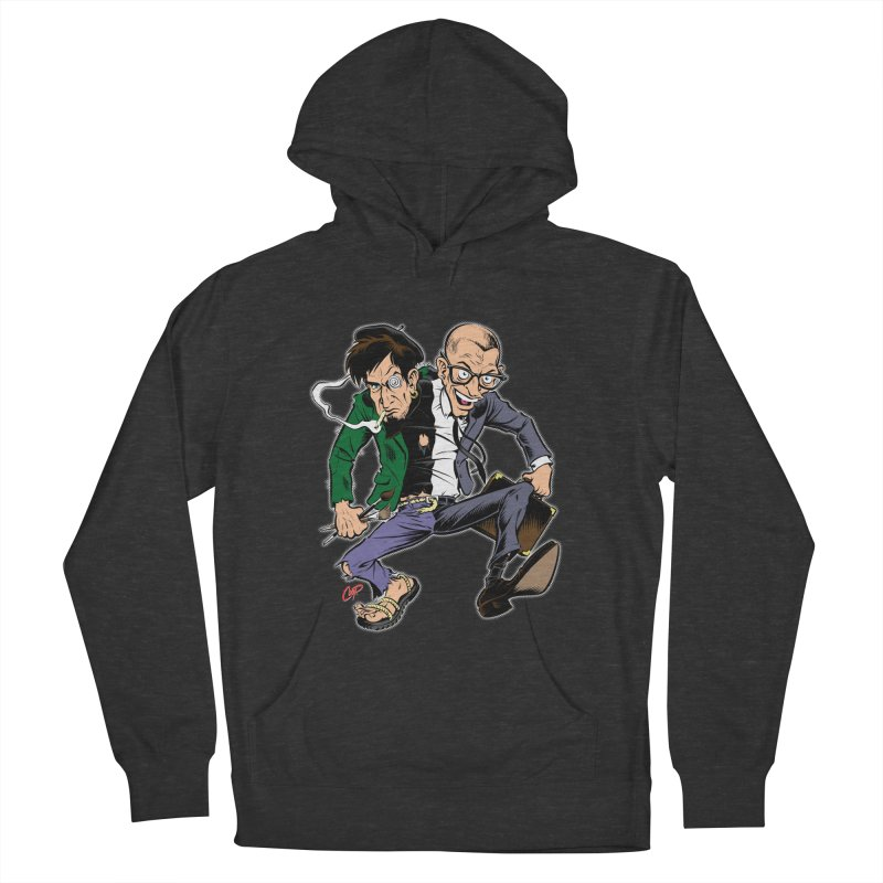 MAD MEN Women's French Terry Pullover Hoody by The Art of Coop