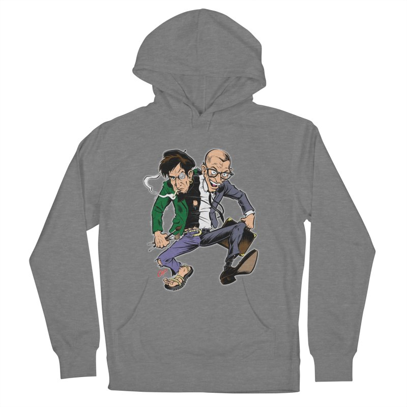 MAD MEN Women's Pullover Hoody by The Art of Coop
