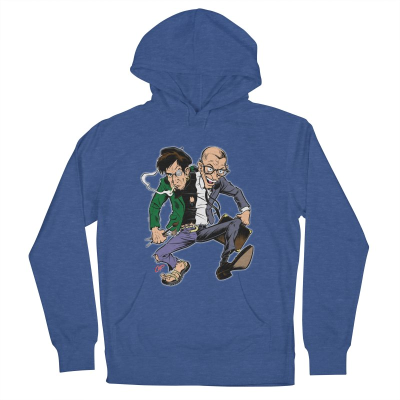 MAD MEN Men's French Terry Pullover Hoody by artofcoop's Artist Shop