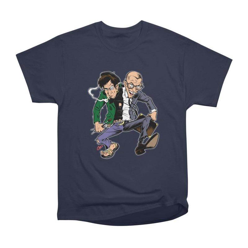 MAD MEN Men's Heavyweight T-Shirt by artofcoop's Artist Shop