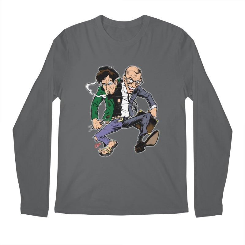 MAD MEN Men's Longsleeve T-Shirt by artofcoop's Artist Shop