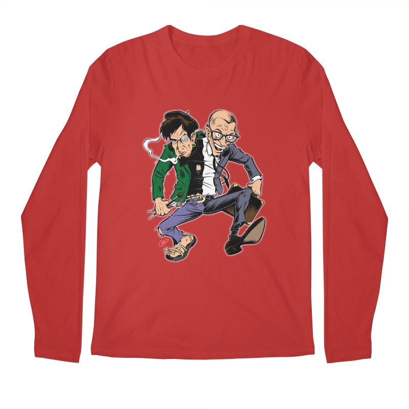 MAD MEN Men's Regular Longsleeve T-Shirt by artofcoop's Artist Shop
