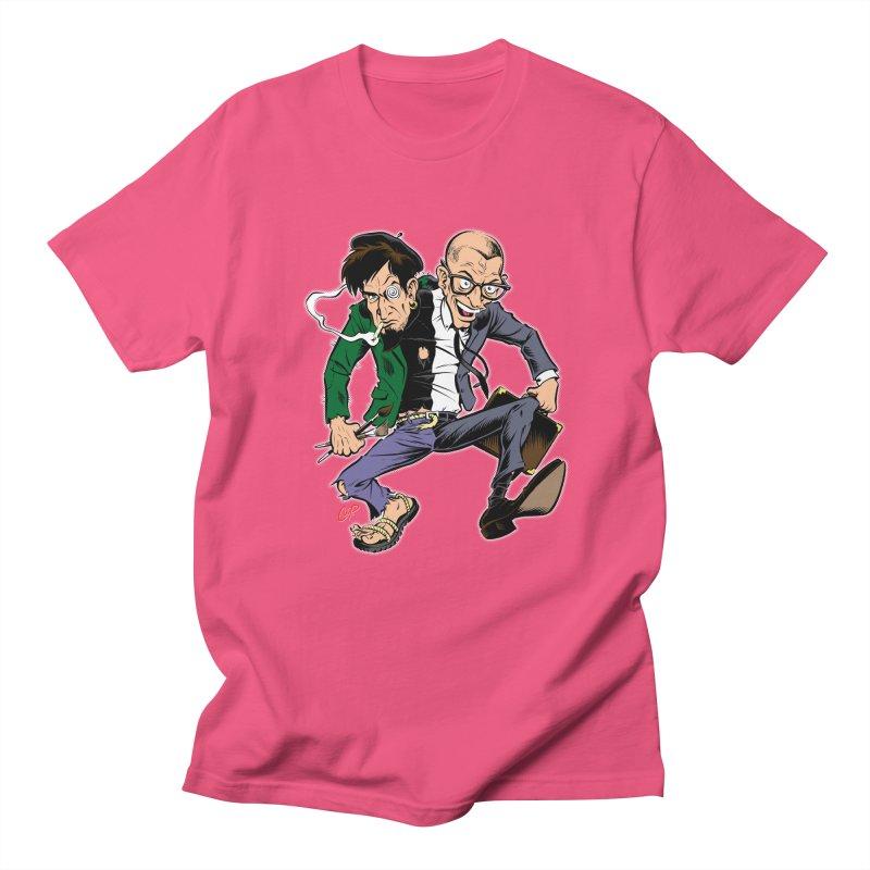 MAD MEN Women's Regular Unisex T-Shirt by The Art of Coop