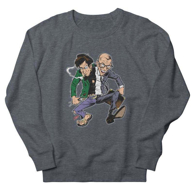 MAD MEN Women's Sweatshirt by artofcoop's Artist Shop