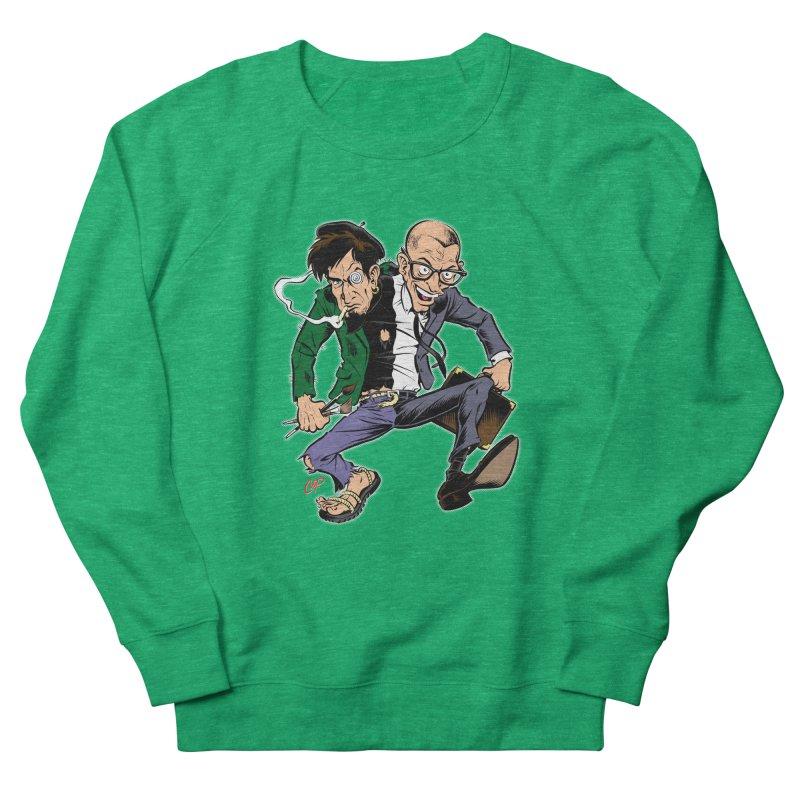 MAD MEN Men's French Terry Sweatshirt by The Art of Coop