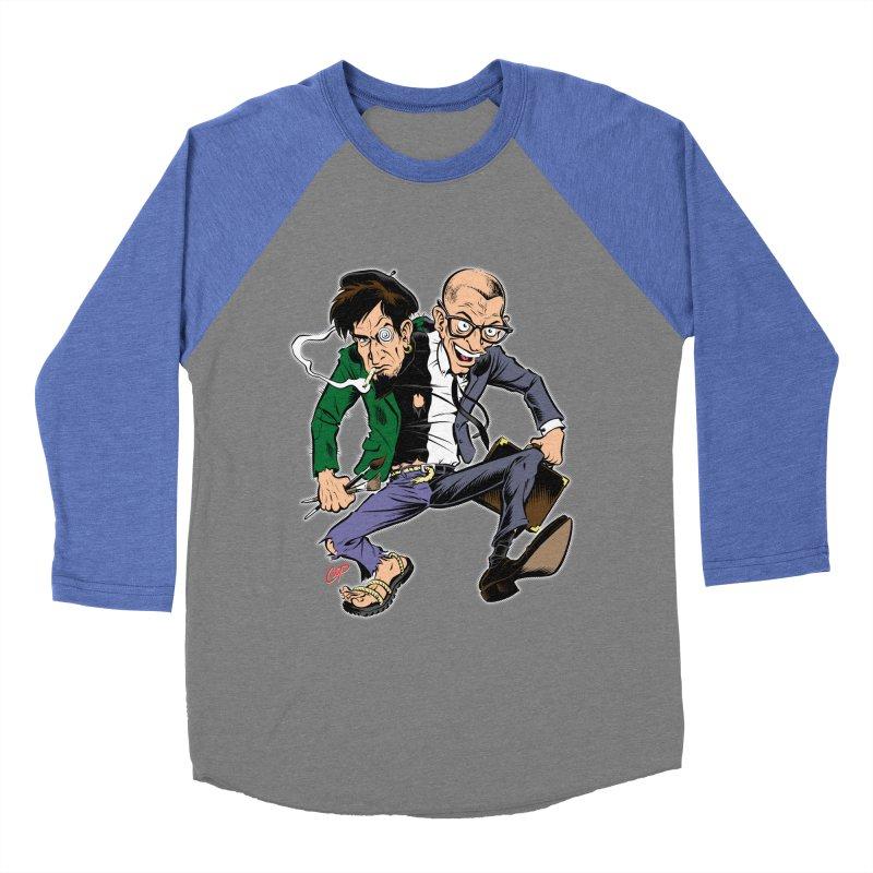 MAD MEN Women's Baseball Triblend Longsleeve T-Shirt by artofcoop's Artist Shop