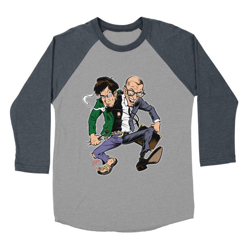 MAD MEN Men's Baseball Triblend T-Shirt by artofcoop's Artist Shop