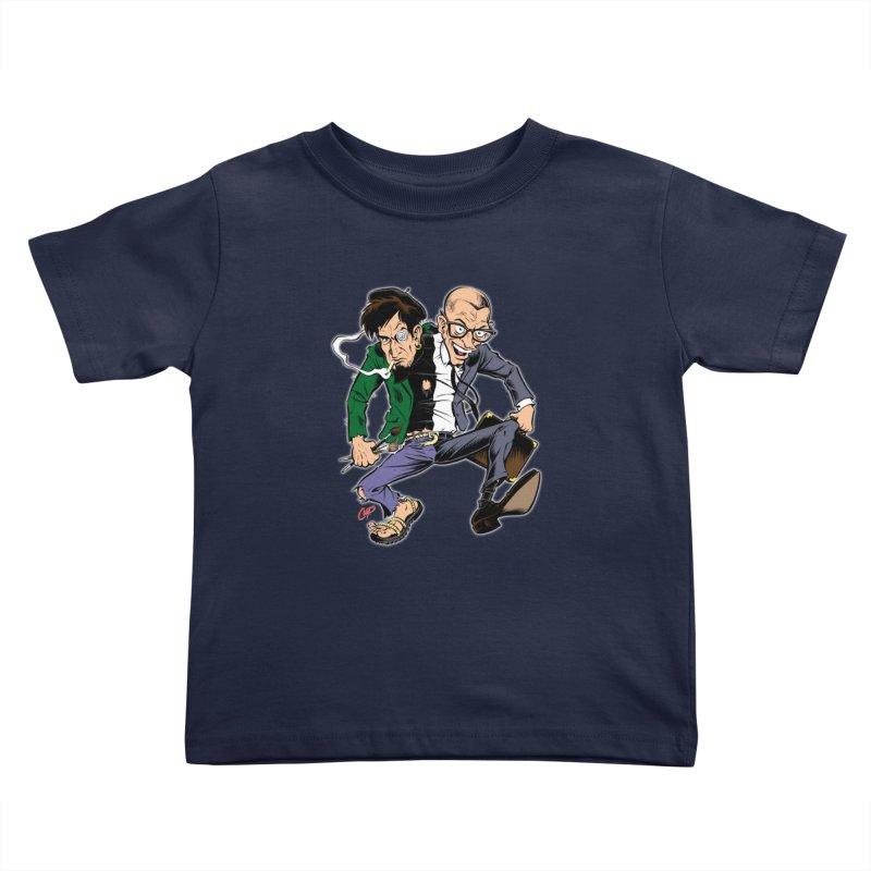 MAD MEN Kids Toddler T-Shirt by artofcoop's Artist Shop