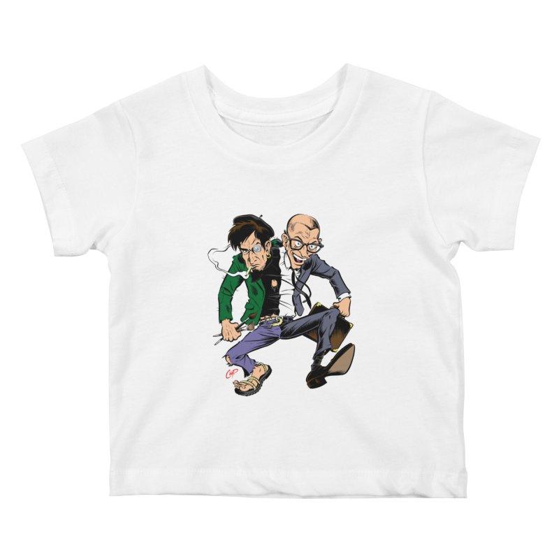 MAD MEN Kids Baby T-Shirt by artofcoop's Artist Shop