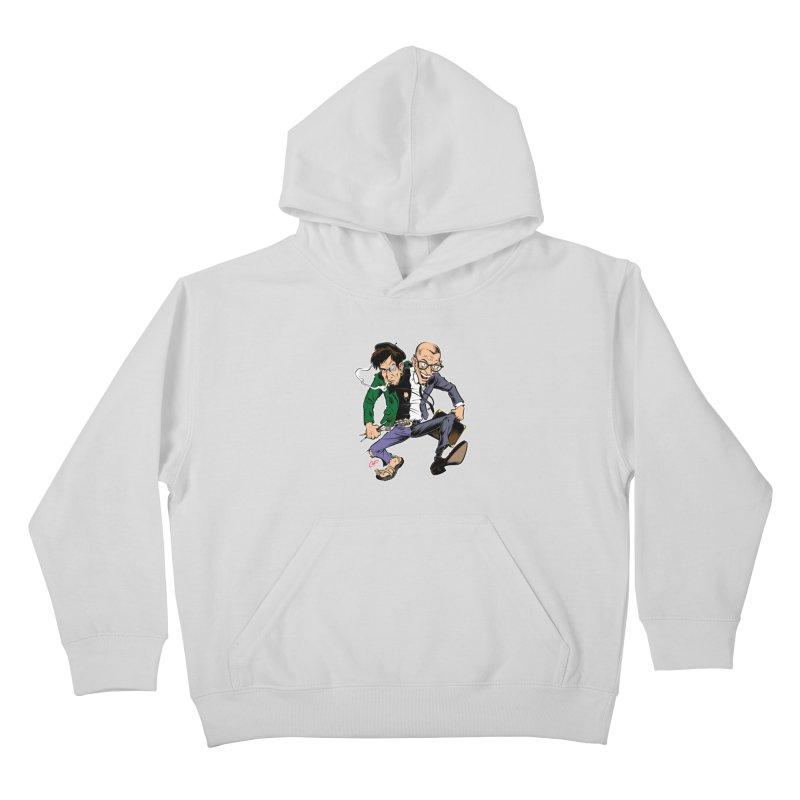 MAD MEN Kids Pullover Hoody by artofcoop's Artist Shop