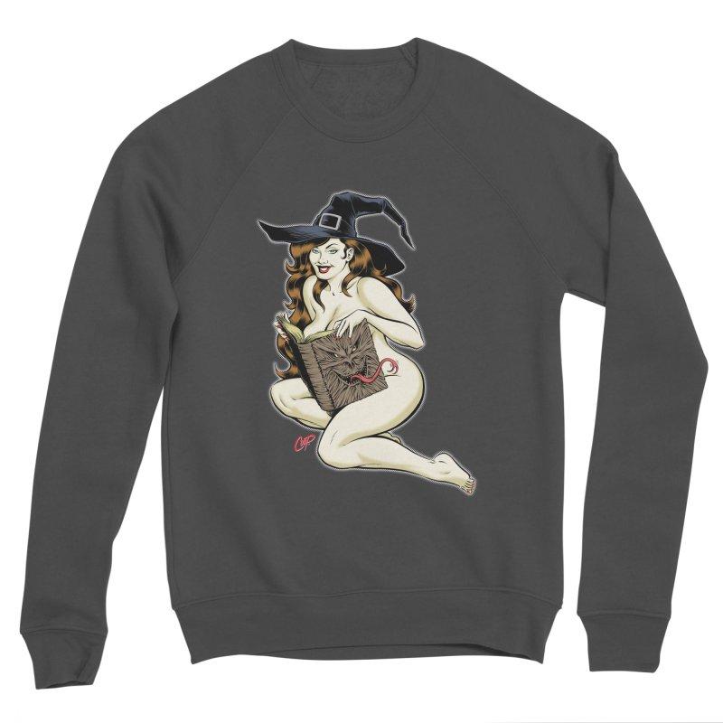 NECRONOMNOMNOM Women's Sponge Fleece Sweatshirt by artofcoop's Artist Shop