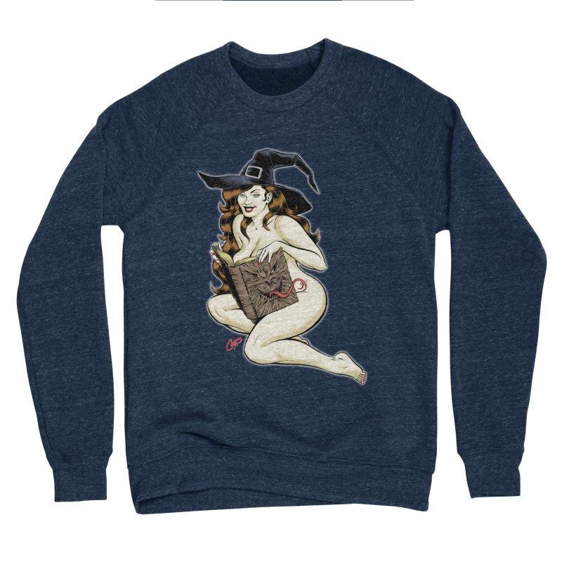 NECRONOMNOMNOM Men's Sponge Fleece Sweatshirt by artofcoop's Artist Shop