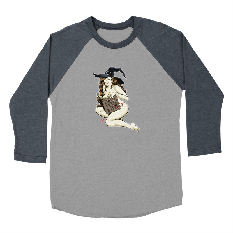 NECRONOMNOMNOM Women's Longsleeve T-Shirt by The Art of Coop