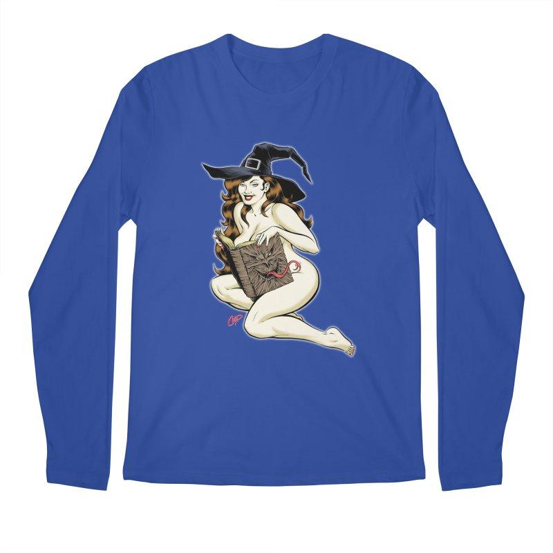 NECRONOMNOMNOM Men's Longsleeve T-Shirt by artofcoop's Artist Shop