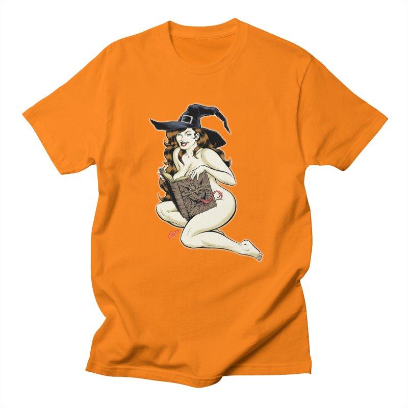 NECRONOMNOMNOM Women's Regular Unisex T-Shirt by The Art of Coop