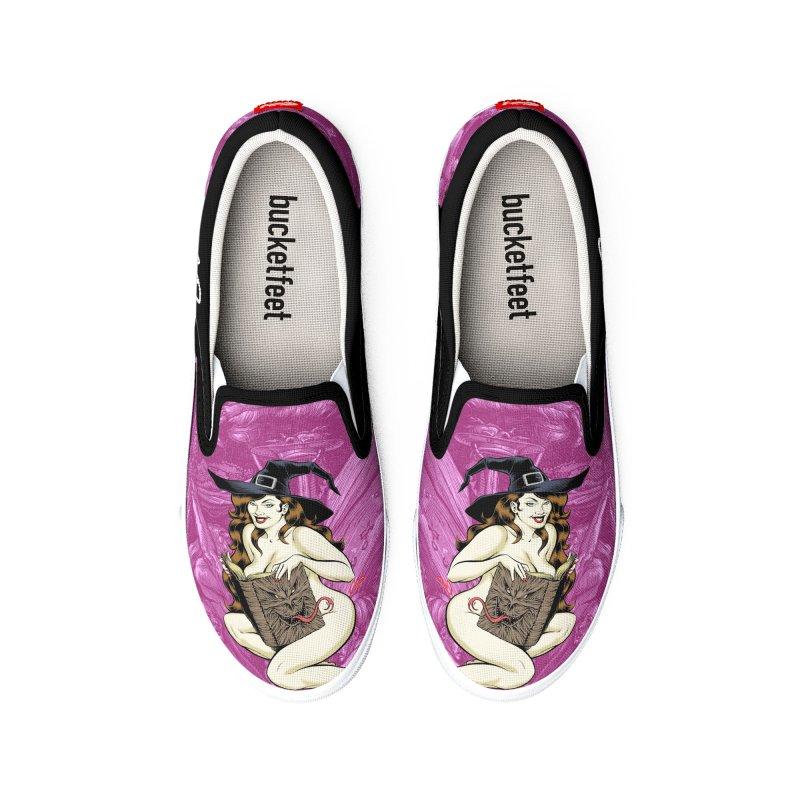 NECRONOMNOMNOM Women's Shoes by The Art of Coop