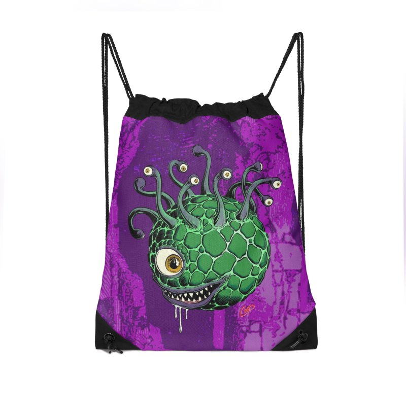 CAVERN CREEP Accessories Drawstring Bag Bag by The Art of Coop