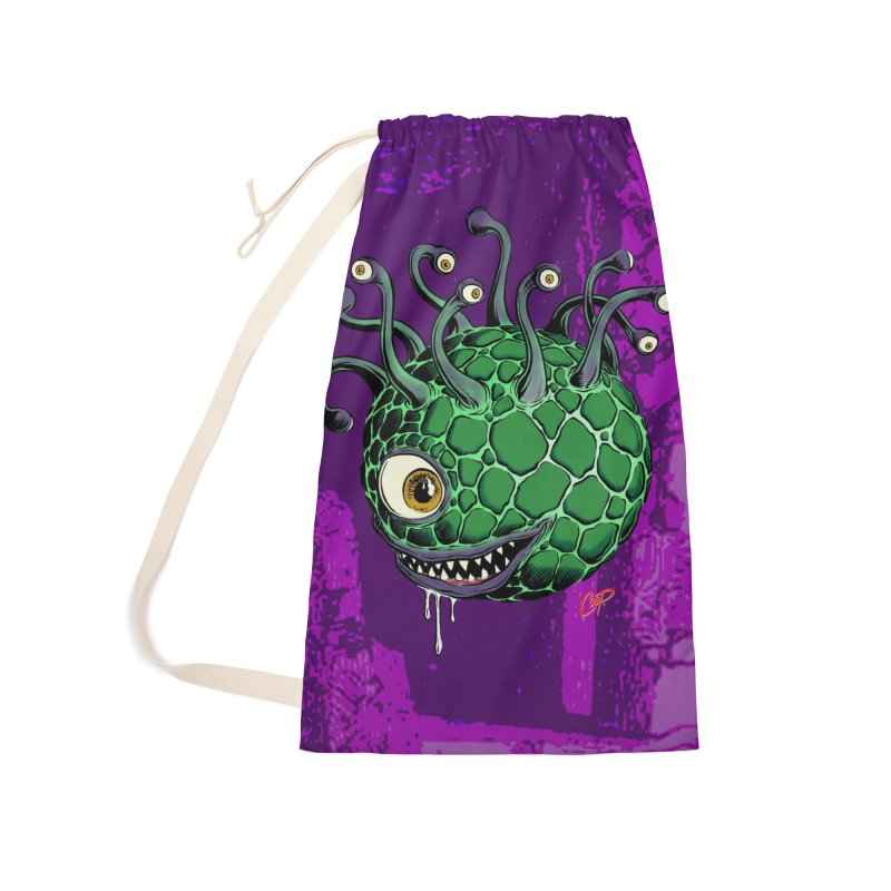 CAVERN CREEP Accessories Laundry Bag Bag by The Art of Coop