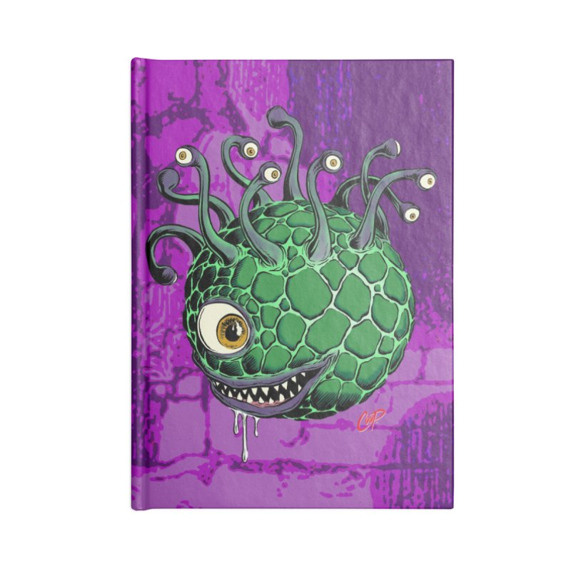 CAVERN CREEP Accessories Notebook by artofcoop's Artist Shop