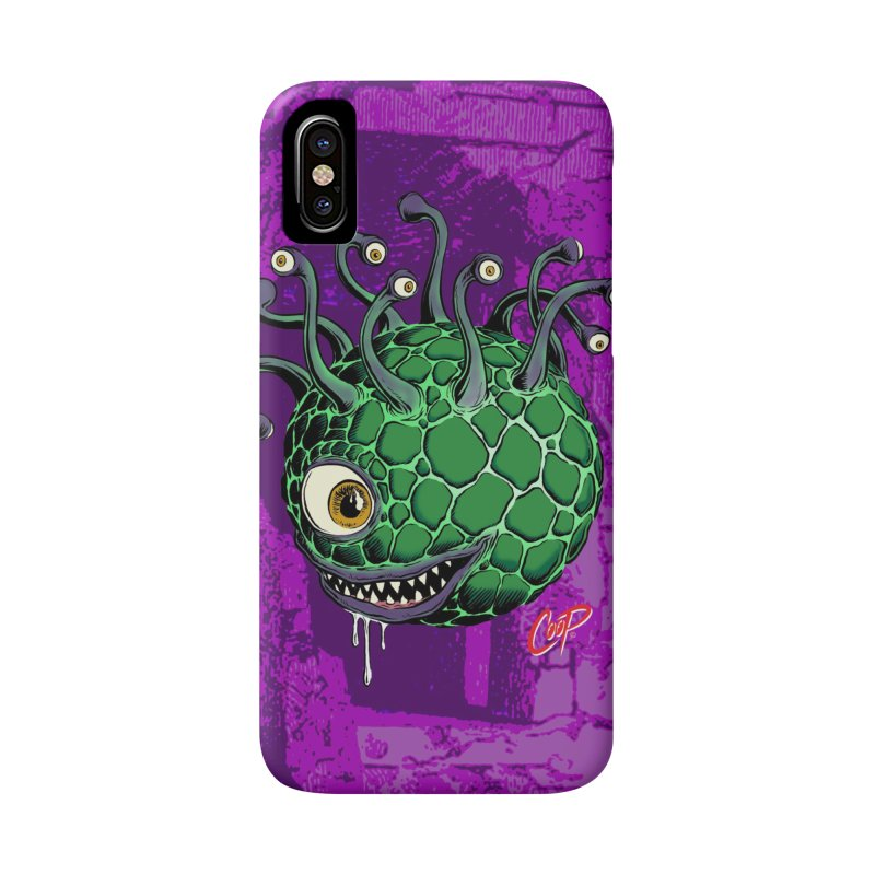 CAVERN CREEP Accessories Phone Case by artofcoop's Artist Shop