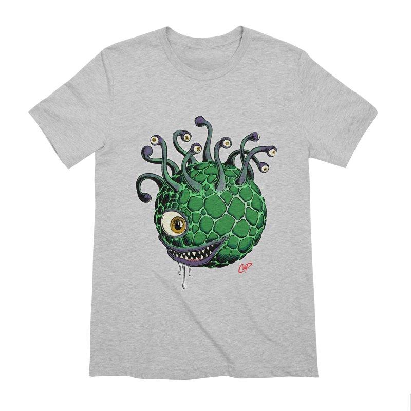 CAVERN CREEP Men's Extra Soft T-Shirt by artofcoop's Artist Shop