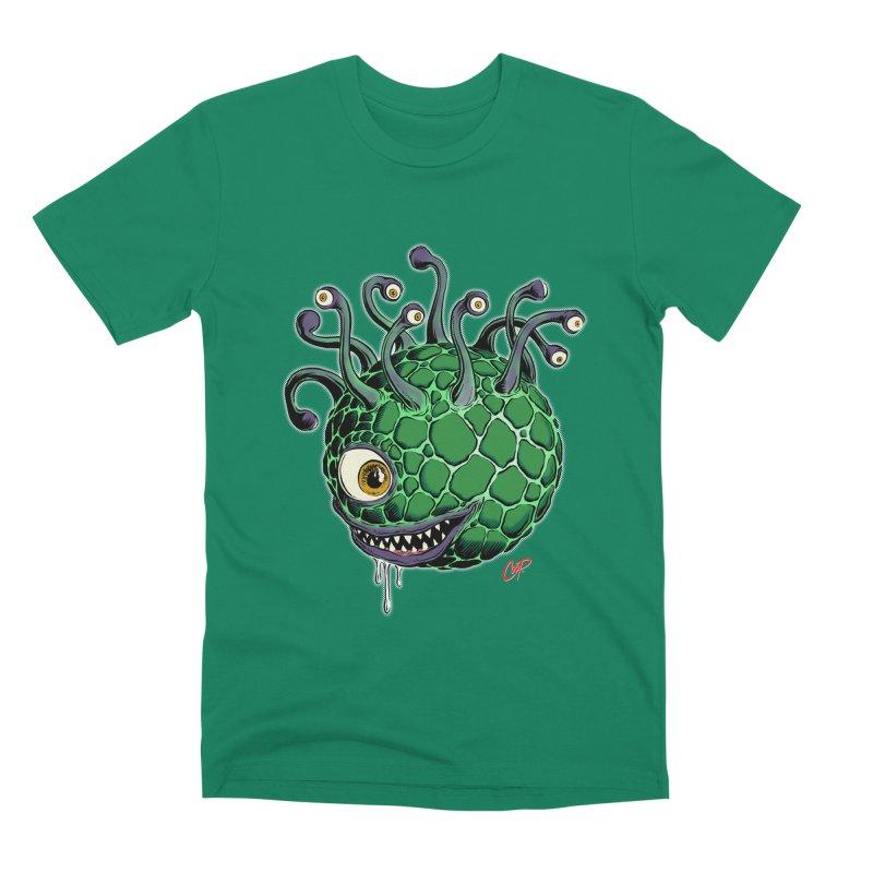 CAVERN CREEP Men's Premium T-Shirt by artofcoop's Artist Shop