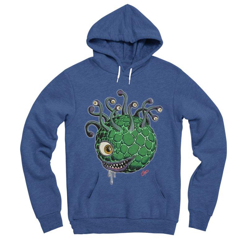 CAVERN CREEP Men's Sponge Fleece Pullover Hoody by artofcoop's Artist Shop
