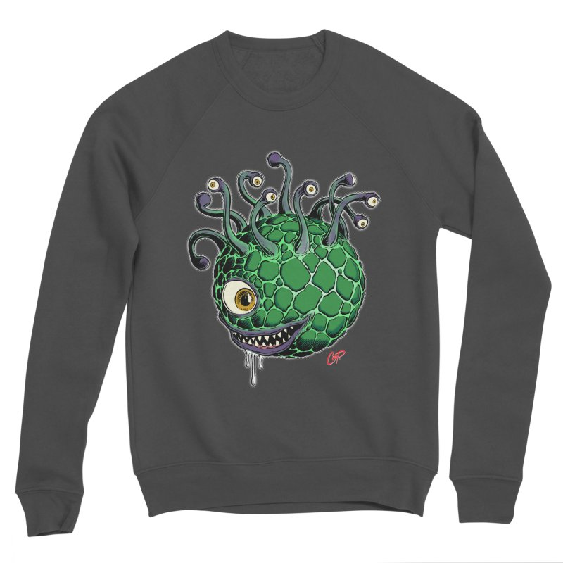 CAVERN CREEP Men's Sponge Fleece Sweatshirt by artofcoop's Artist Shop
