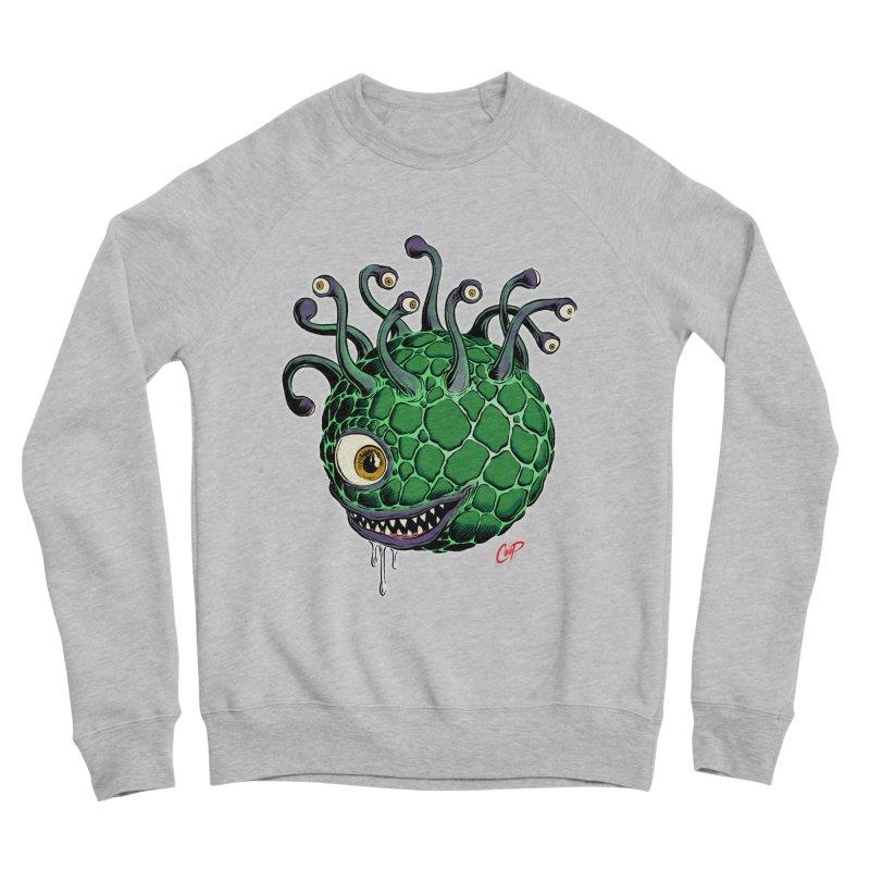 CAVERN CREEP Women's Sponge Fleece Sweatshirt by The Art of Coop