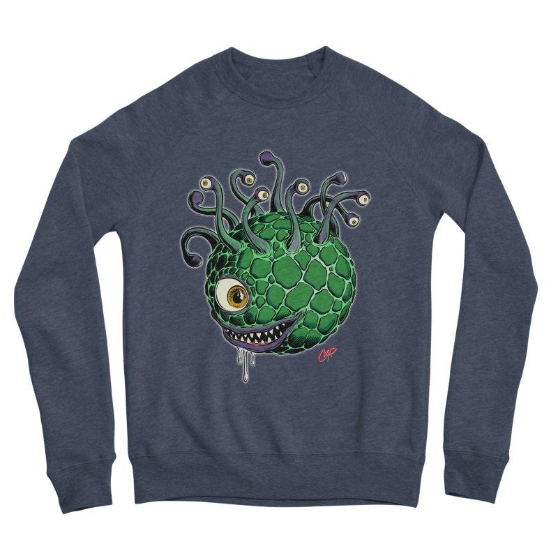 CAVERN CREEP Men's Sponge Fleece Sweatshirt by The Art of Coop