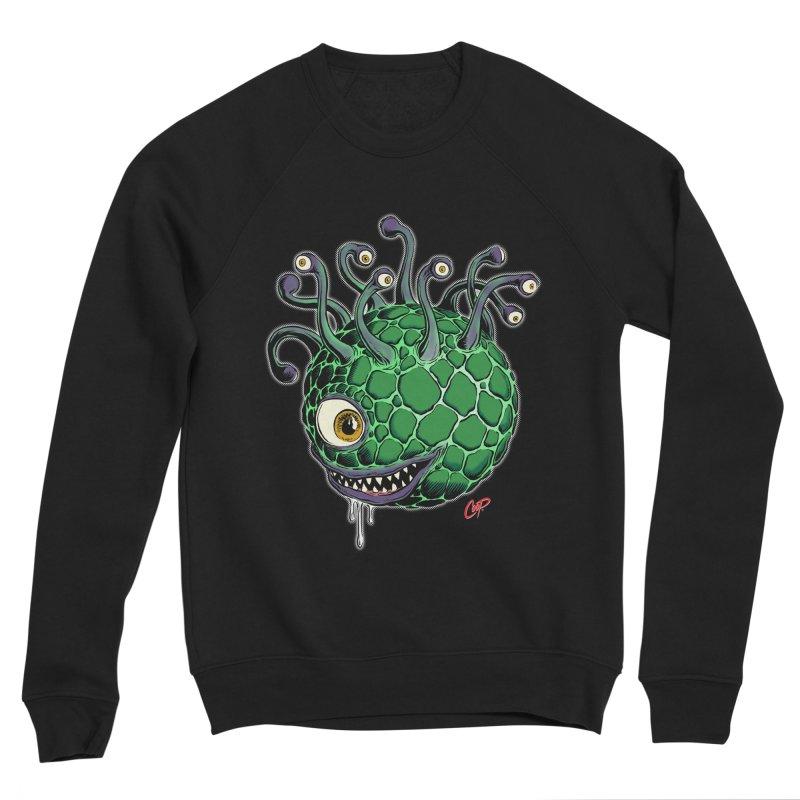 CAVERN CREEP Women's Sponge Fleece Sweatshirt by artofcoop's Artist Shop