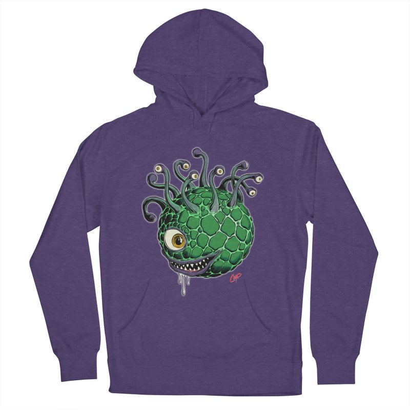 CAVERN CREEP Men's French Terry Pullover Hoody by The Art of Coop
