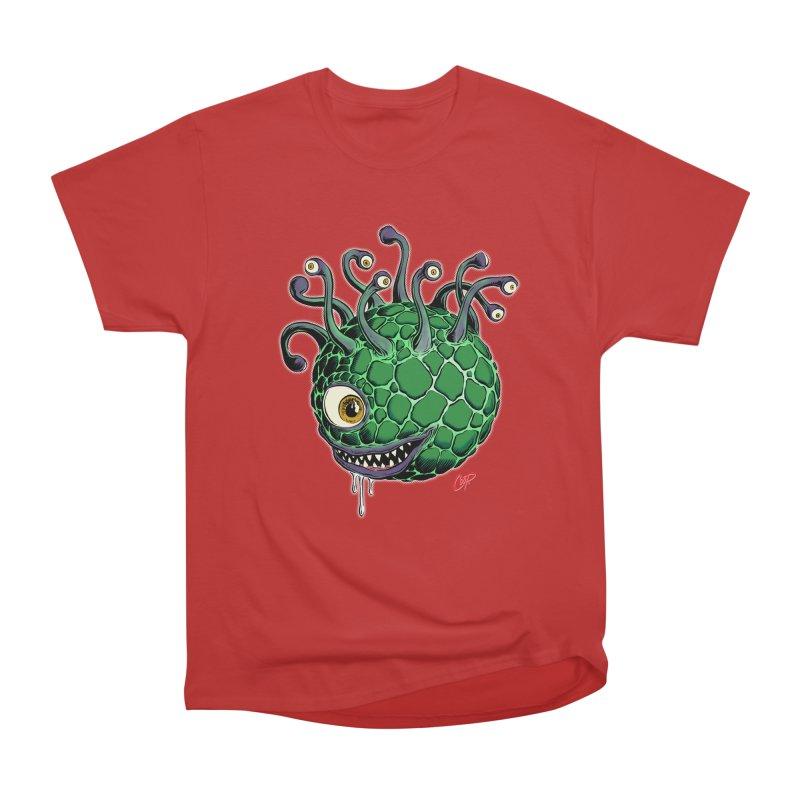CAVERN CREEP Men's Heavyweight T-Shirt by artofcoop's Artist Shop