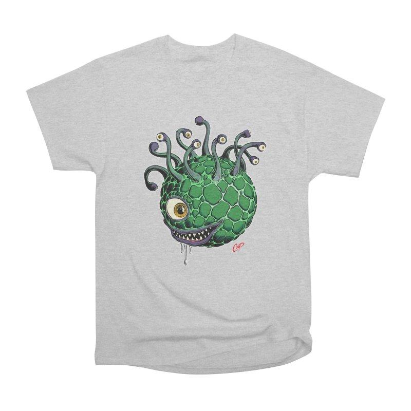 CAVERN CREEP Men's Heavyweight T-Shirt by The Art of Coop