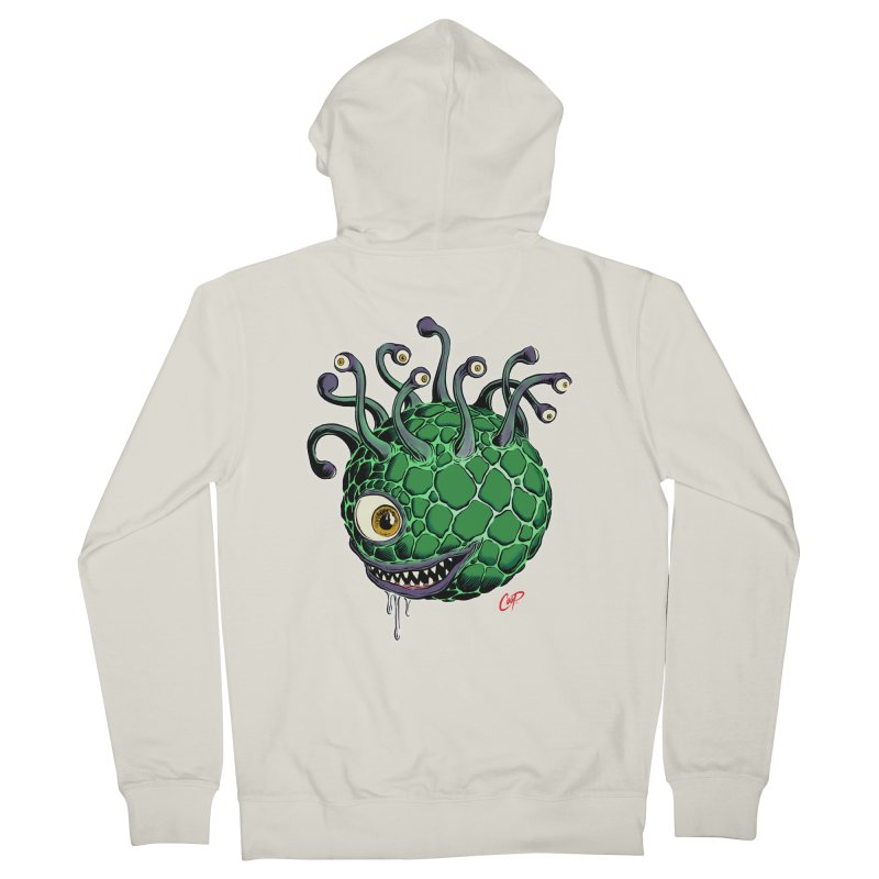 CAVERN CREEP Women's Zip-Up Hoody by artofcoop's Artist Shop