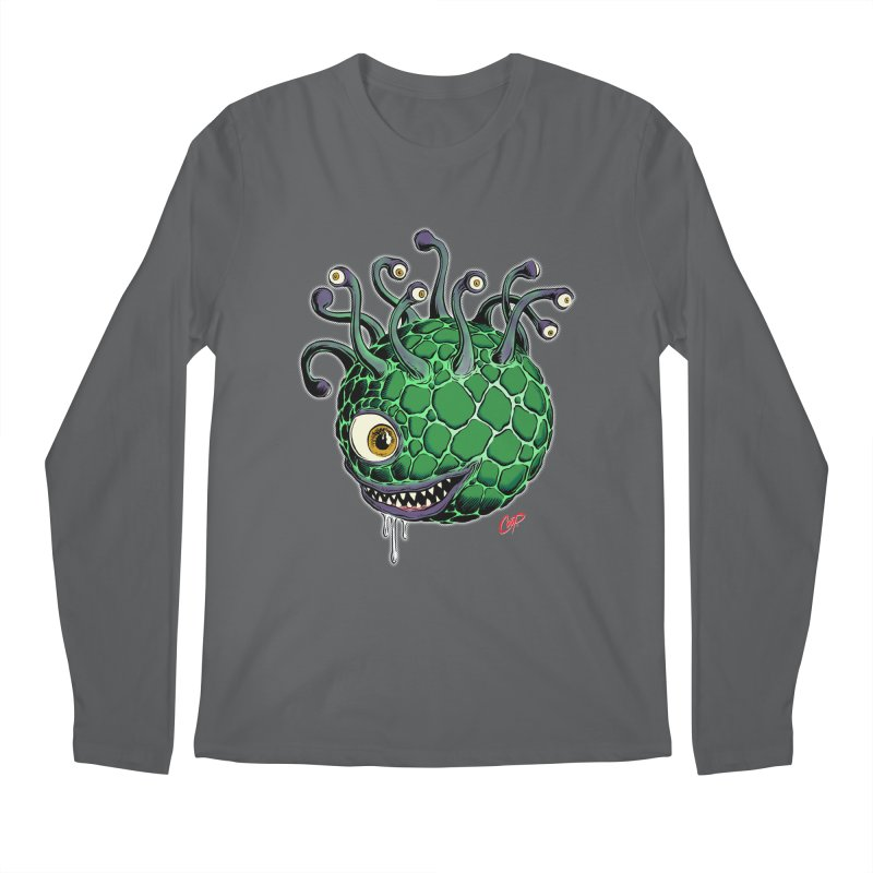 CAVERN CREEP Men's Longsleeve T-Shirt by artofcoop's Artist Shop
