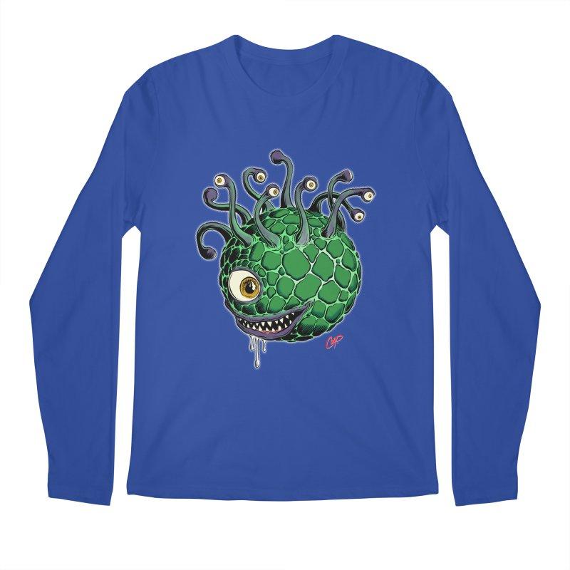 CAVERN CREEP Men's Longsleeve T-Shirt by artofcoop's Artist Shop