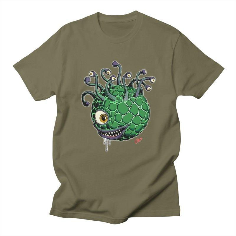 CAVERN CREEP Men's Regular T-Shirt by artofcoop's Artist Shop