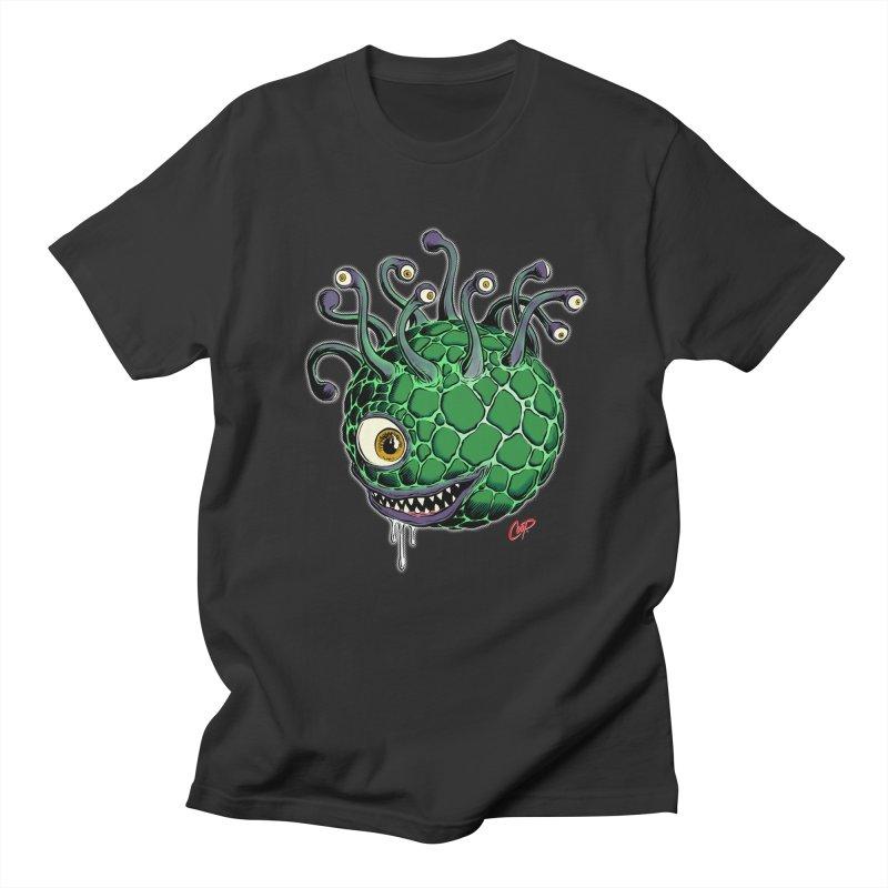 CAVERN CREEP Men's Regular T-Shirt by The Art of Coop