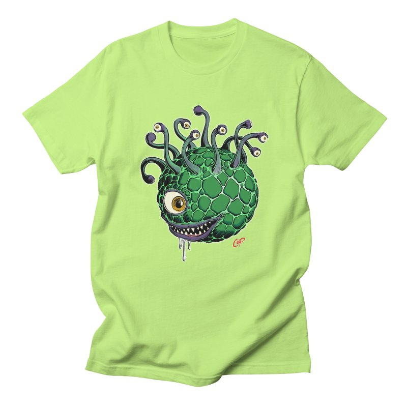 CAVERN CREEP Women's Regular Unisex T-Shirt by The Art of Coop