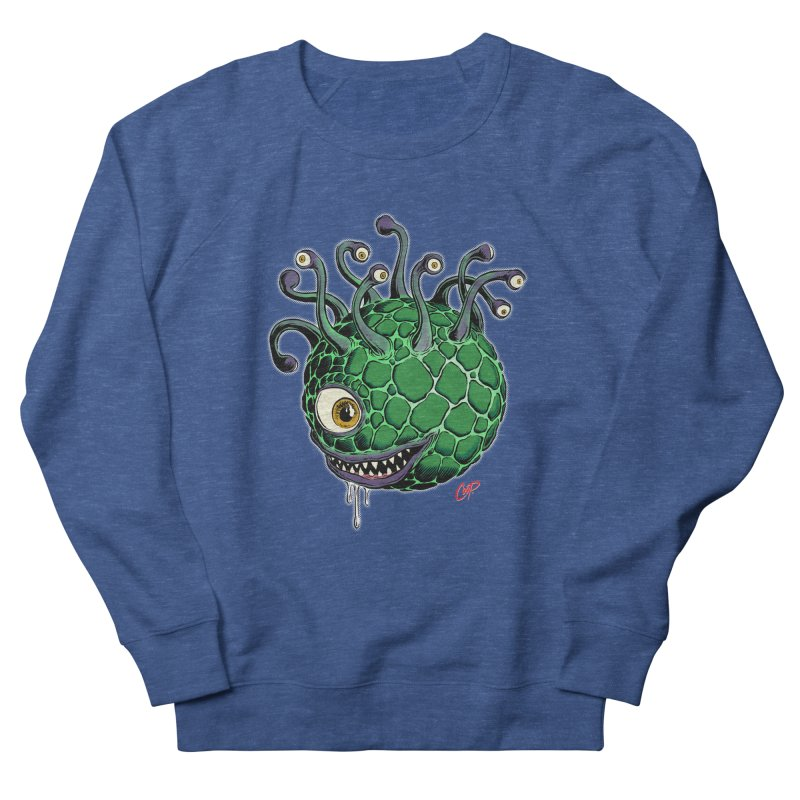 CAVERN CREEP Women's French Terry Sweatshirt by The Art of Coop