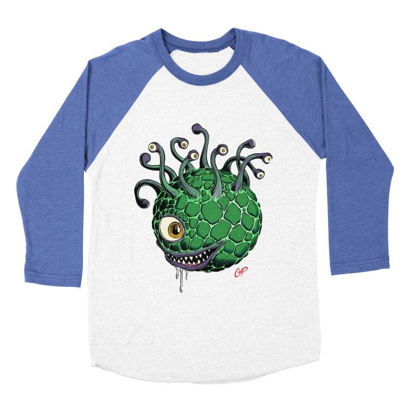 CAVERN CREEP Women's Baseball Triblend Longsleeve T-Shirt by artofcoop's Artist Shop