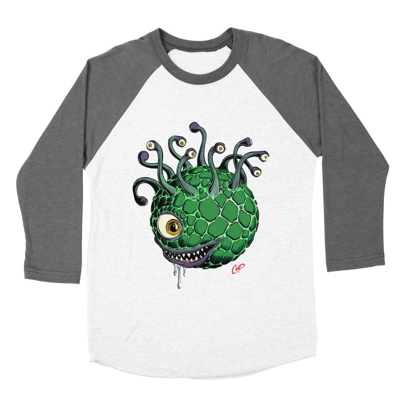 CAVERN CREEP Women's Longsleeve T-Shirt by The Art of Coop