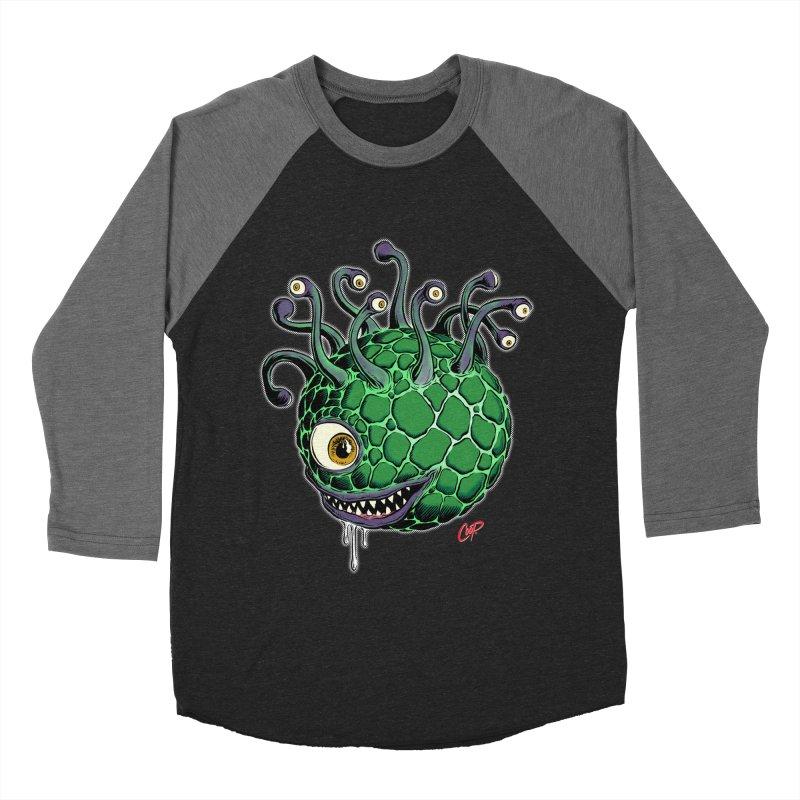 CAVERN CREEP Men's Baseball Triblend Longsleeve T-Shirt by artofcoop's Artist Shop