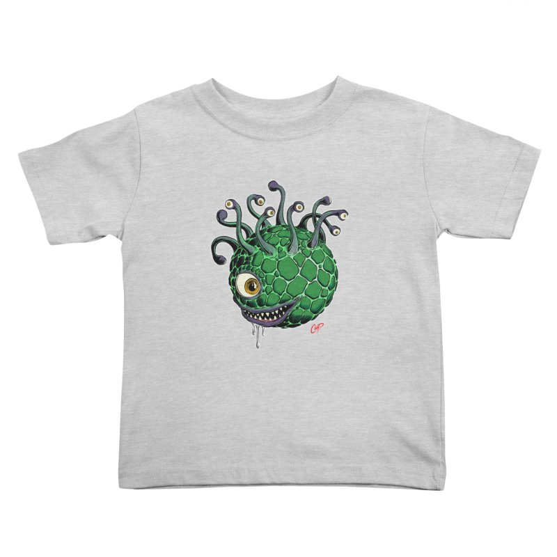 CAVERN CREEP Kids Toddler T-Shirt by The Art of Coop