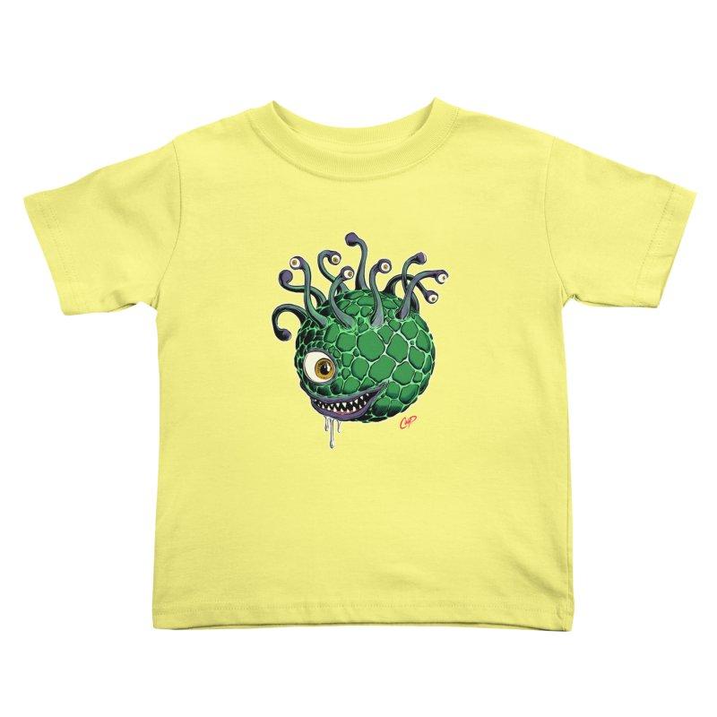 CAVERN CREEP Kids Toddler T-Shirt by artofcoop's Artist Shop