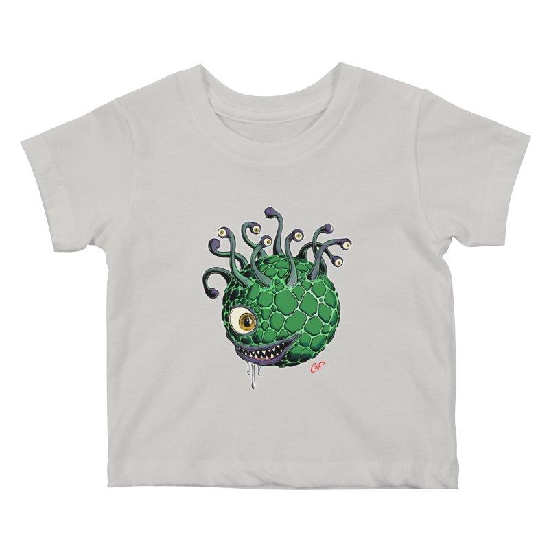 CAVERN CREEP Kids Baby T-Shirt by artofcoop's Artist Shop