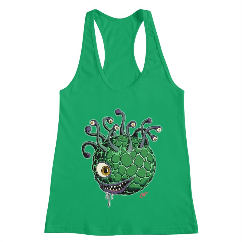 CAVERN CREEP Women's Tank by The Art of Coop